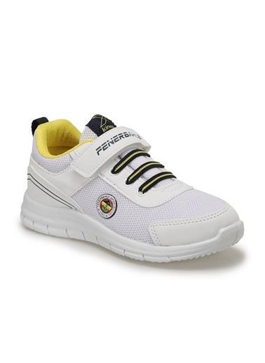 Fenerbahçe Spor Ayakkabı Beyaz